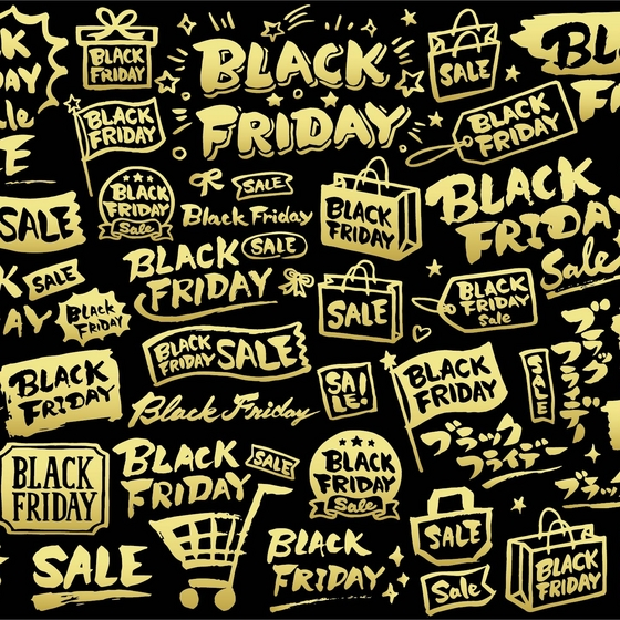 BLACK★FRIDAY!?何??
